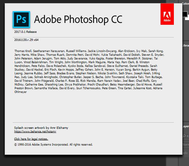 Adobe Photoshop скачать с ключом