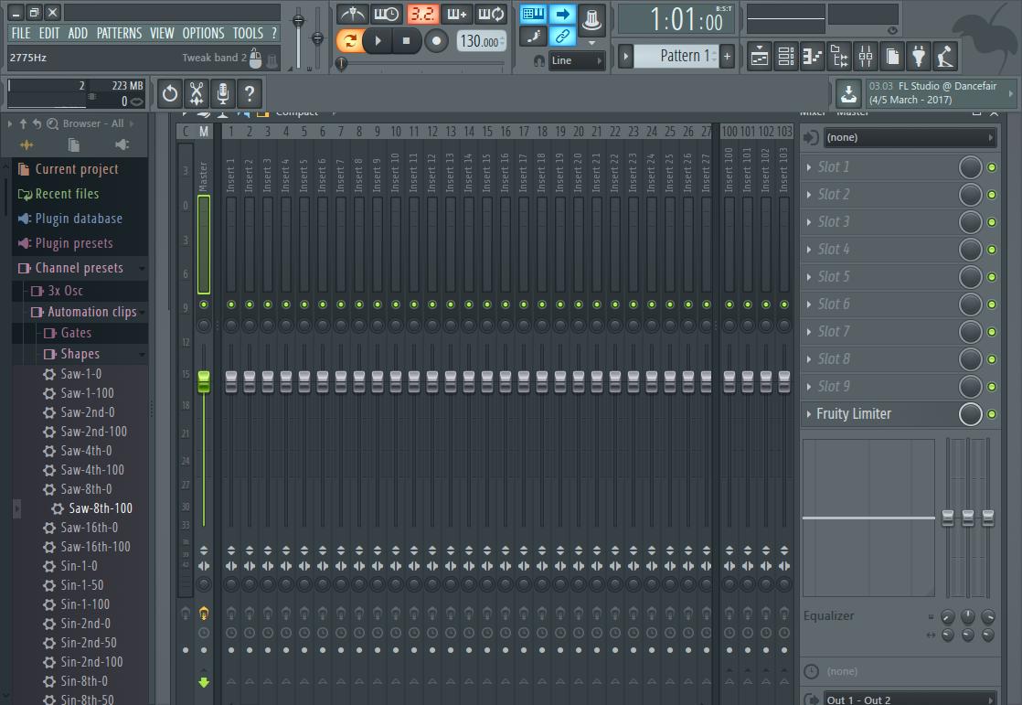 fl studio 20 32 bit скачать
