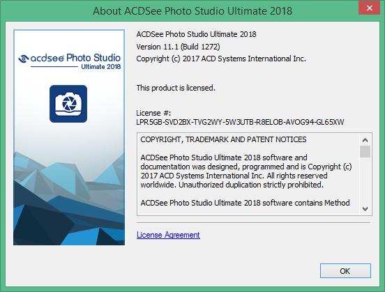 ACDSee Photo Studio Ultimate скачать с ключом