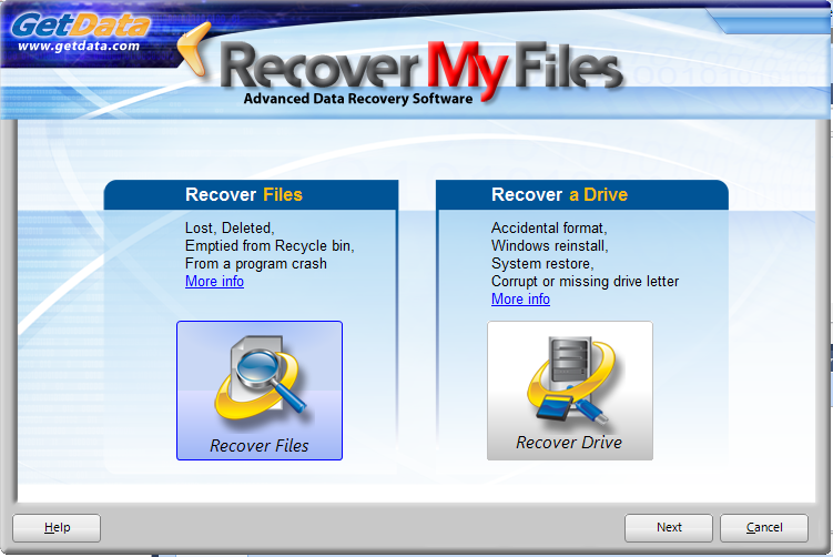 Recover My Files ключ
