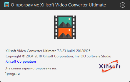 Xilisoft Video Converter скачать