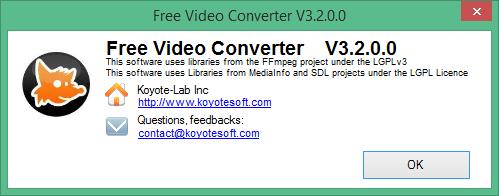 Free Video Converter скачать с ключом