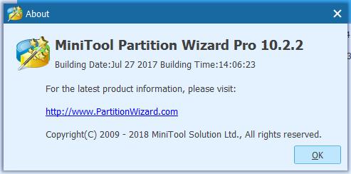 Partition Wizard скачать с ключом