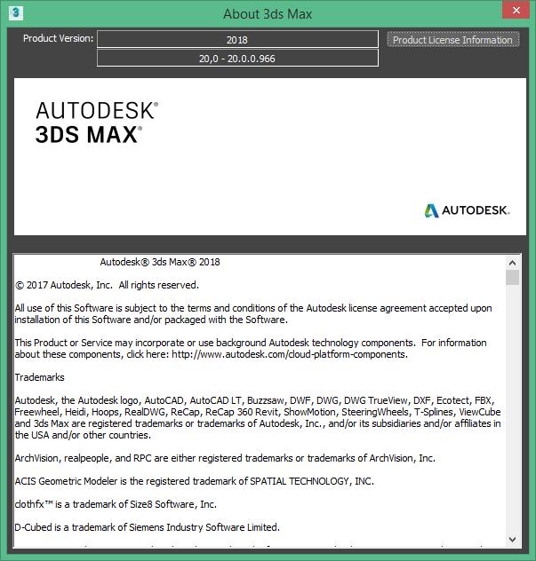 Autodesk 3DS Max скачать с ключом