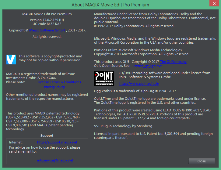 MAGIX Movie Edit Pro Premium скачать с ключом