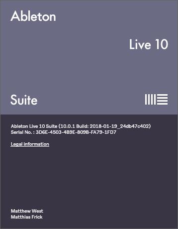 Ableton Live скачать крякнутый