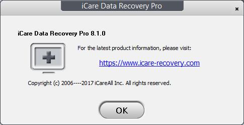 iCare Data Recovery скачать с ключом