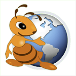 Ant Download Manager logo