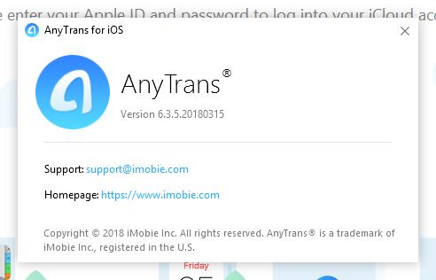 AnyTrans активация