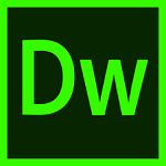 Adobe Dreamweaver logo