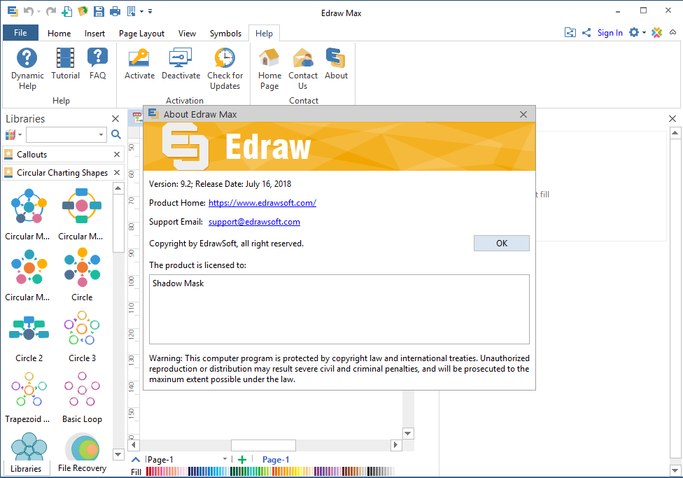 Edraw max 9 4 license code | Edraw Max 9 4 0 Crack & License