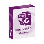 Foxit PhantomPDF logo