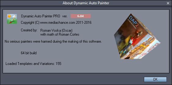 dynamic auto painter pro скачать бесплатно