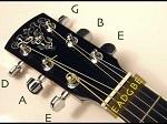 гитара настройка