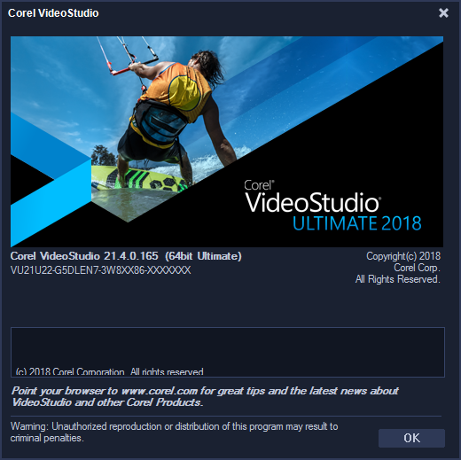скачать corel videostudio