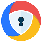 Avast Secure Browser logo