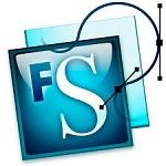 FontLab Studio logo