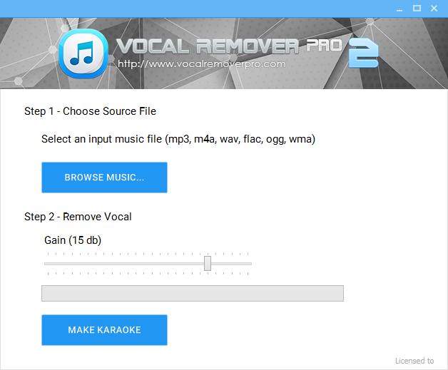 Vocal Remover Pro