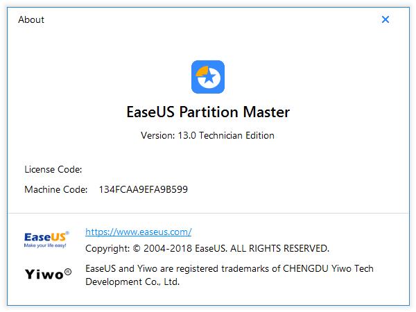 easeus partition master скачать бесплатно на русском