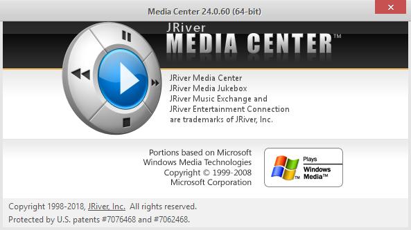 jriver media center 24