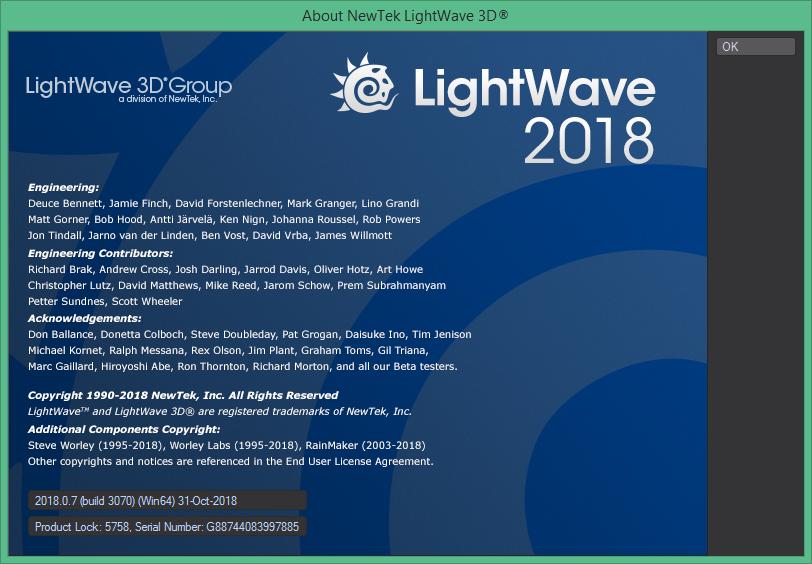 lightwave 3d скачать