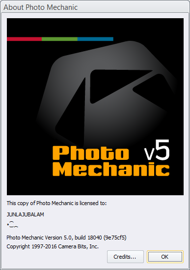 photo mechanic 5 активация