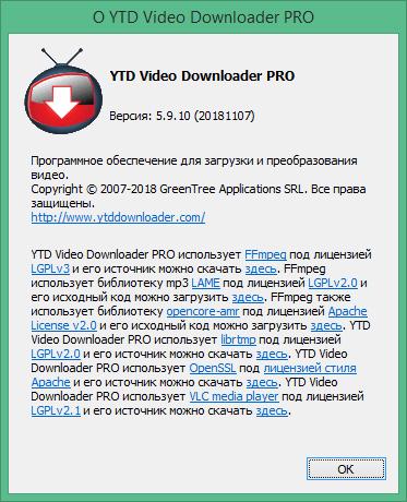 ytd video downloader скачать бесплатно на русском