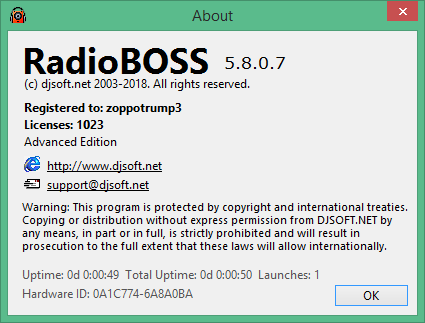 скачать radioboss крякнутый