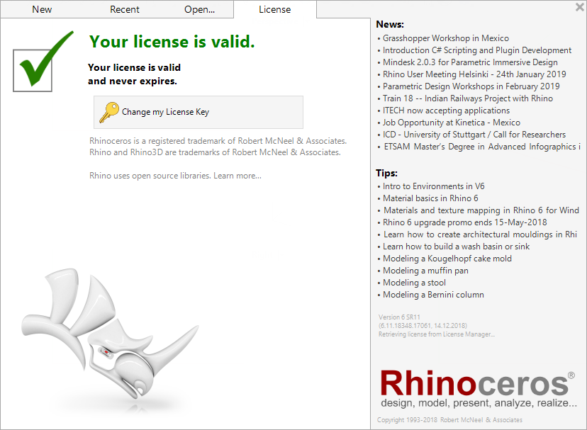 скачать rhinoceros 6 крякнутый