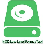 HDD Low Level Format Tool logo
