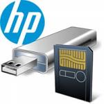 HP USB Disk Storage Format Tool logo
