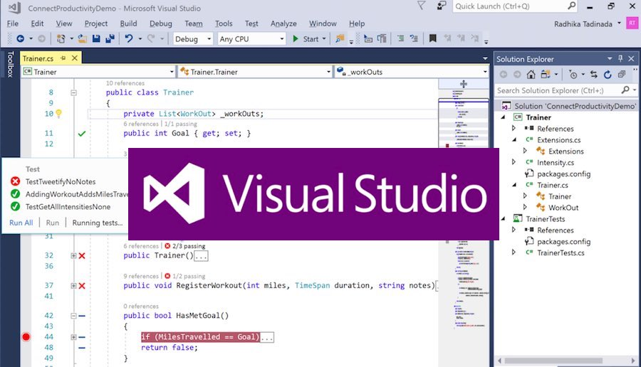 Microsoft Visual Studio 2017