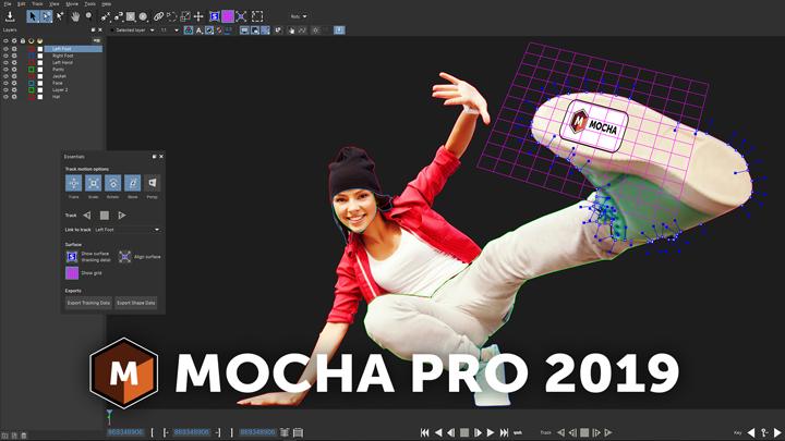 Mocha Pro 2019