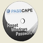 Passcape Software Reset Windows Password logo