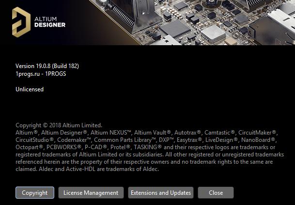 Altium Designer 20 0 2 Build 26 Beta + библиотеки