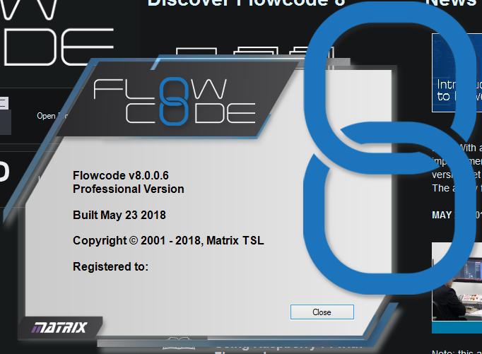 flowcode 8 ключики