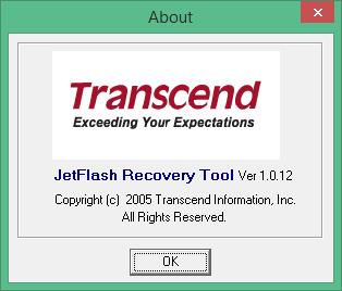 jetflash recovery tool скачать бесплатно на русском