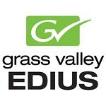 Grass Valley Edius logo