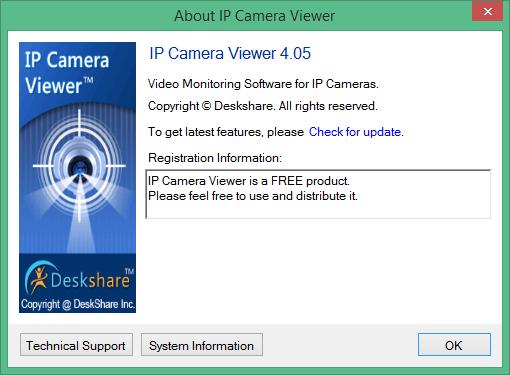 ip camera viewer для компьютера на русском