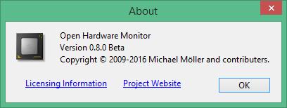 open hardware monitor скачать бесплатно на русском