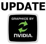 NVIDIA Update logo