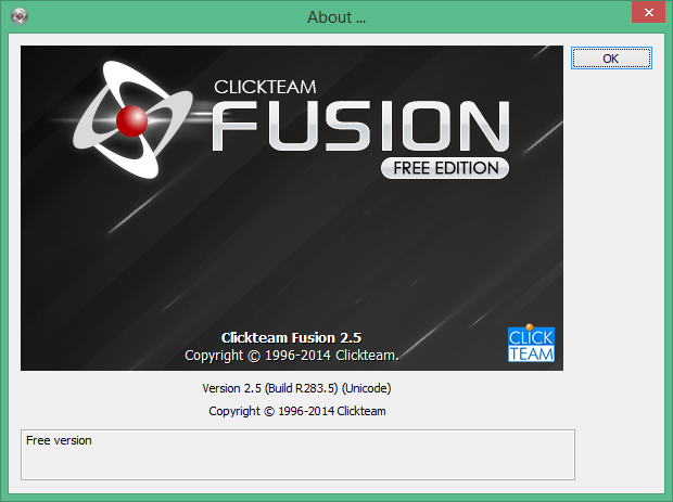 скачать clickteam fusion