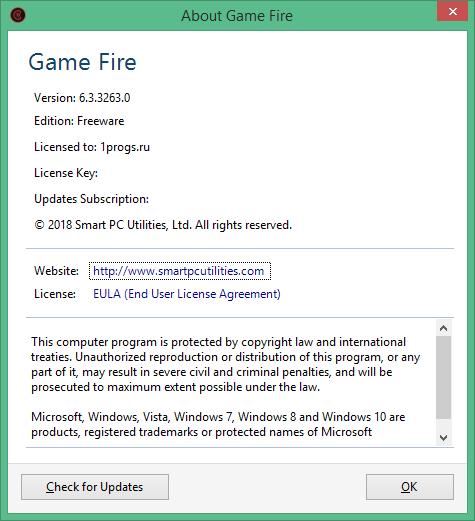 скачать game fire pro крякнутый