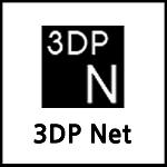 3DP Net logo