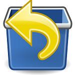 Undelete logo