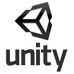 Unity 3D logo