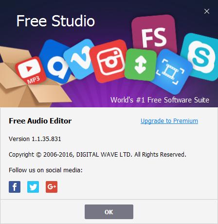 free audio editor скачать