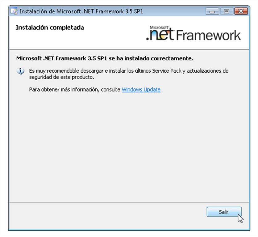 net framework 3 5 sp1 скачать