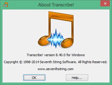 transcribe 8