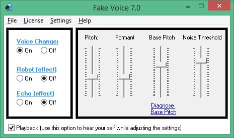 скачать fake voice